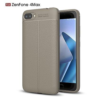 Amazon.com: Funda para Asus Zenfone 4 Max Plus ZC554K, de ...