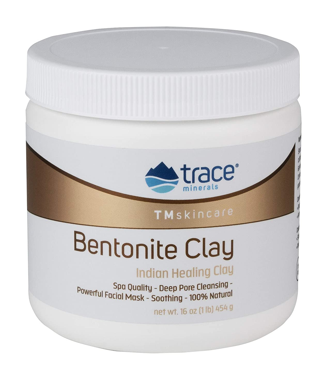 SkinCare Bentonite Clay 16 Ounce