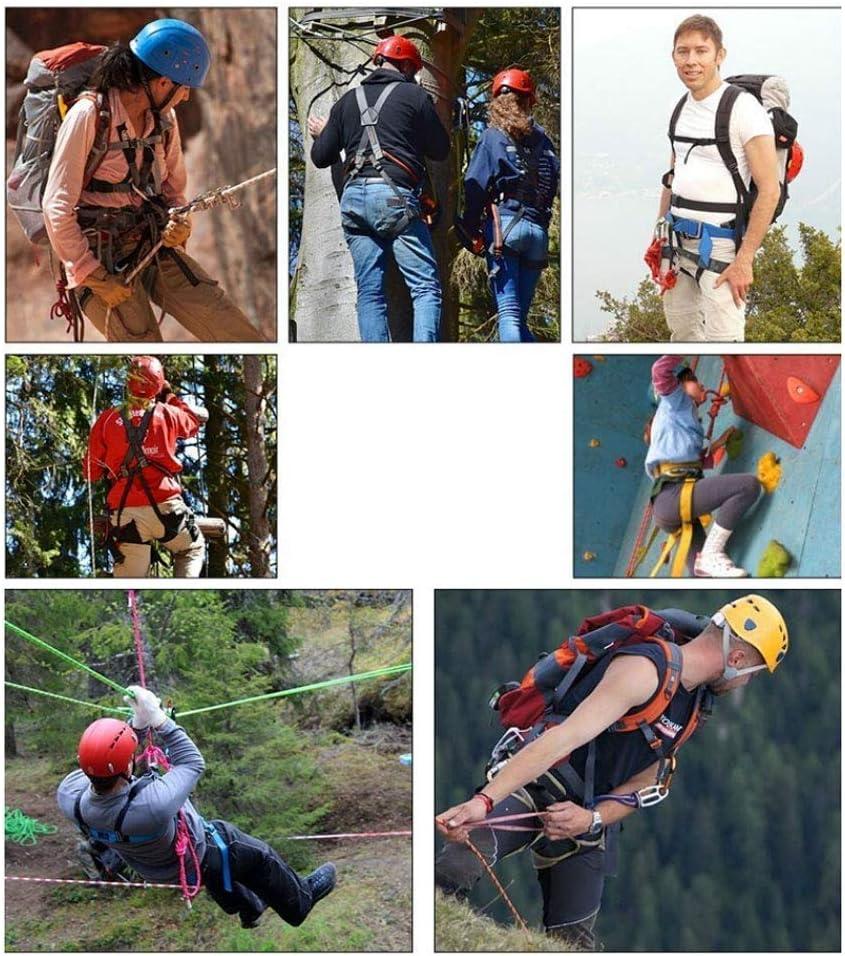 Adesign Arnés de Escalada Alpinismo Profesional Escalada ...
