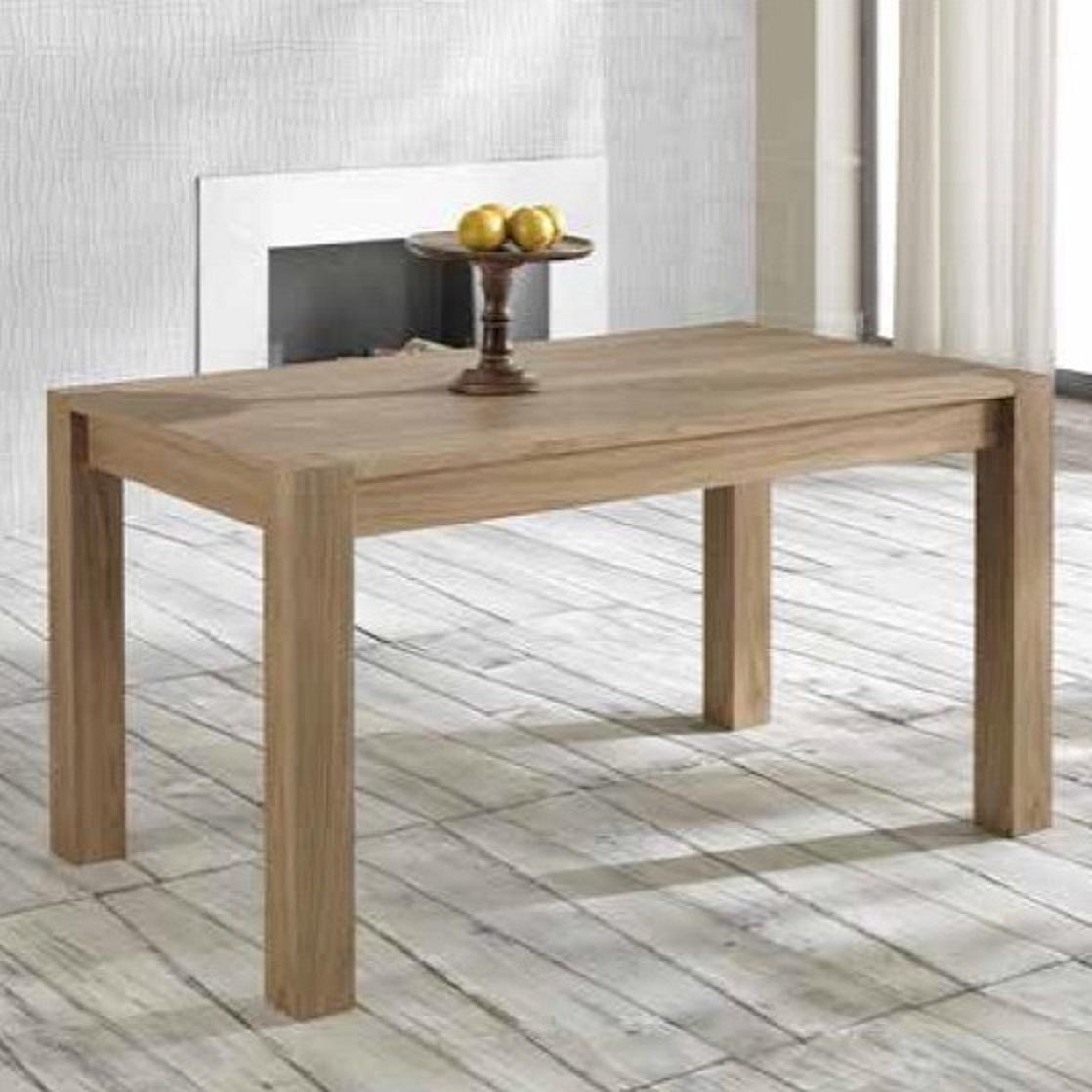 Tavolo allungabile wood: amazon.it: sport e tempo libero