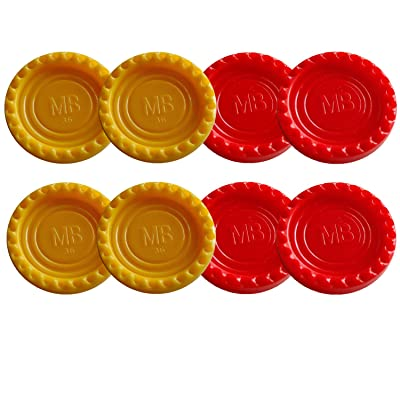 Connect Four Replacement Checkers: Toys & Games