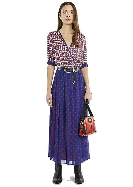 Denny Rose Abito 10043 (42): Amazon.it: Abbigliamento