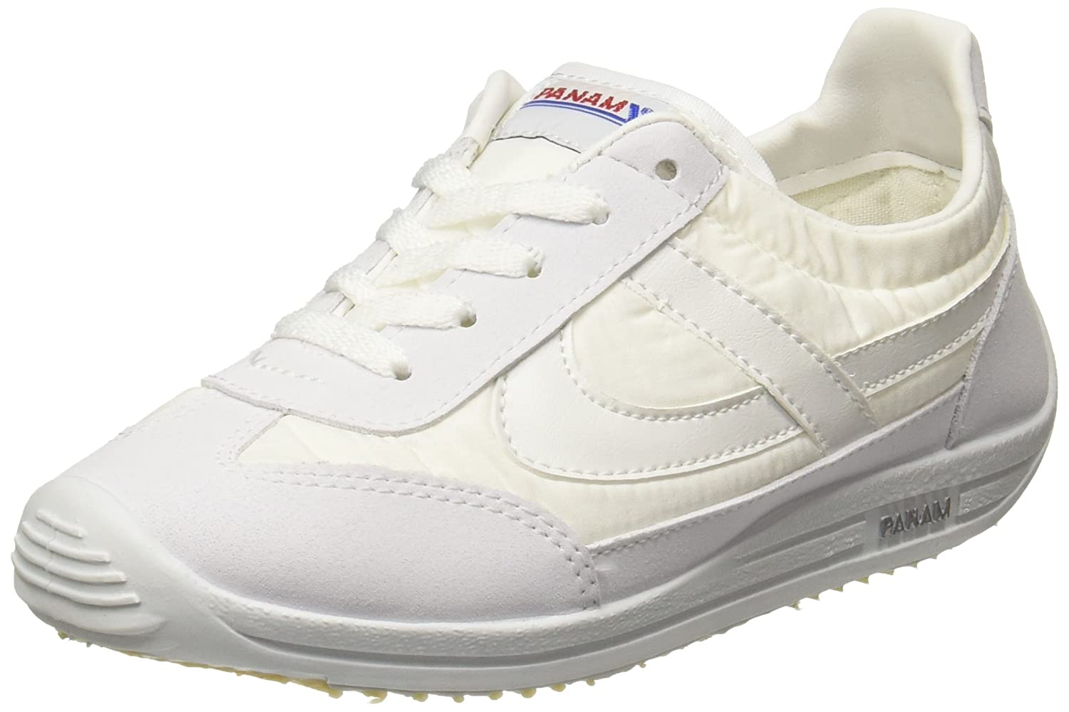 PANAM Classic Tennis Shoe | Handcrafted Zapatillas | Hecho En México Since 1962 B01JQJZ1FO 8 Men's / 9.5 Women's US|Nieve