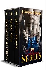 The Indulging Series Set: New Adult Romantic Suspense Kindle Edition