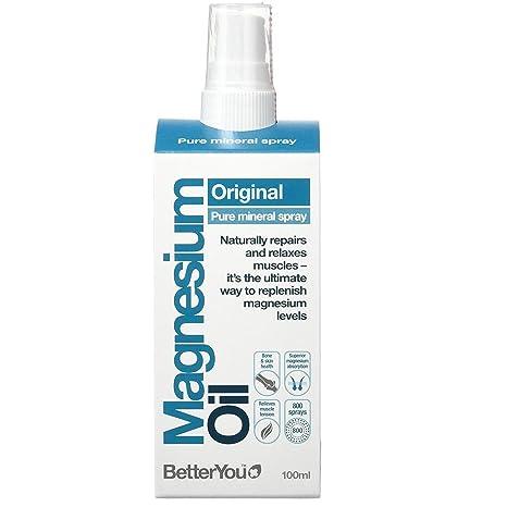 Mejor Usted magnesio al óleo original del aerosol 100ml
