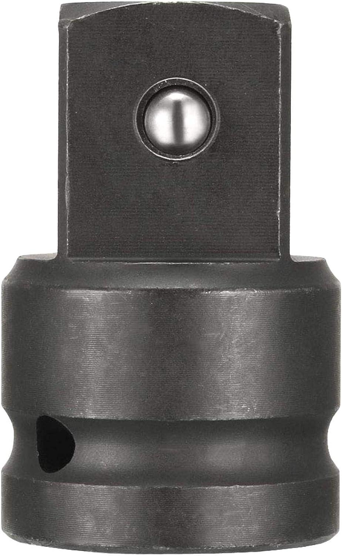 Noir M vers 3//4 1//2 F to 3//4 M 1pcs F LAQI Adaptateur de Douille /à Choc 1//2