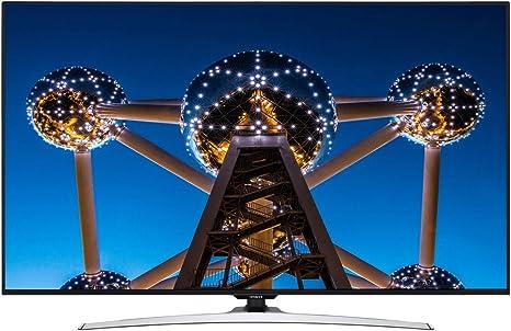 HITACHI 43HL15W69 TELEVISOR 43 LCD LED UHD 4K HDR 1800Hz Smart TV WiFi Bluetooth LAN HDMI USB Reproductor Multimedia: Amazon.es: Electrónica