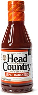 product image for Head Country Bar-B-Q Sauce, Apple Habanero, 20 Ounce