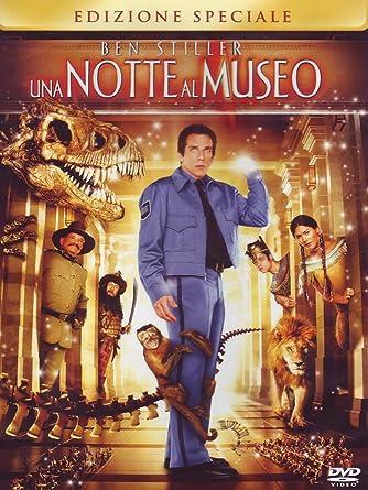Notte Al Museo.Una Notte Al Museo Special Edition Amazon It Ben Stiller Carla