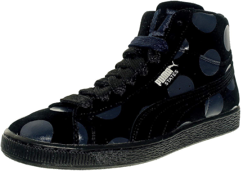 la meilleure attitude 74cf2 4ea99 PUMA Men's Suede Classic Mid Sneaker