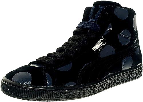 c649f9546a PUMA Men's Suede Classic Mid Sneaker