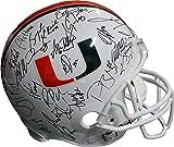 2001 Miami Hurricanes Autographed University of