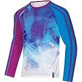 Men's UV Sun Protection Shirts Long Sleeve UPF 50+ Workout Athletic T-Shirt