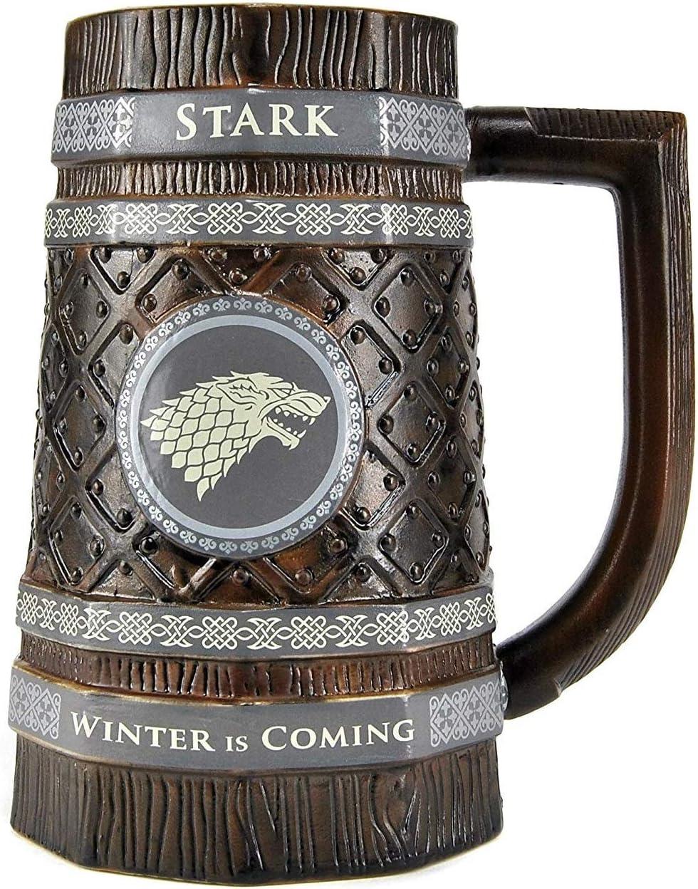 Game Of Thrones Pinte de bière Stark 900ML