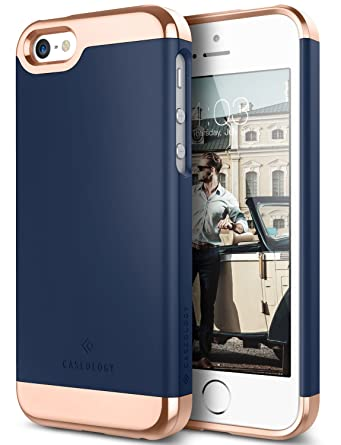 Amazon.com: Funda para iPhone 5s, serie Envoy ...