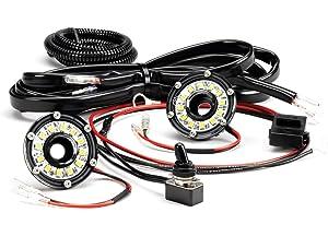 Amazon.com: KC HiLiTES 1350 Cyclone LED 5W 2.2