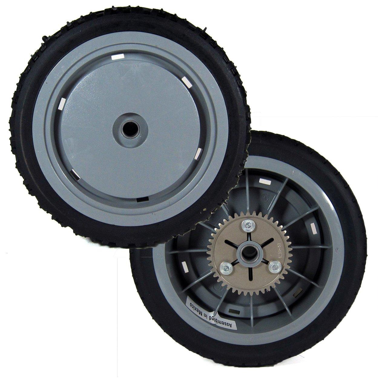 Toro 107-3709 Wheel Gear Assembly (Set of 2)