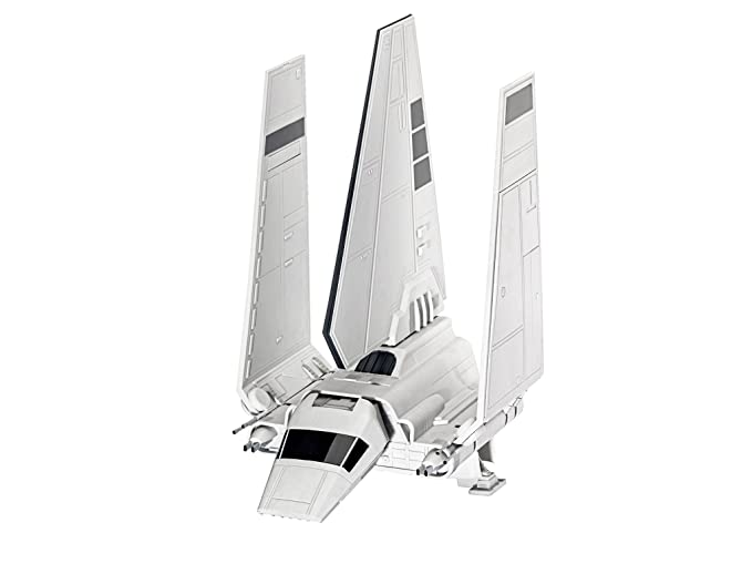 Revell Maqueta Star Wars Imperial Shuttle Tydirium, Easy Kit Modelo, Escala 1:106 (6716)(06716), 19,1 cm de Largo (: Amazon.es: Juguetes y juegos