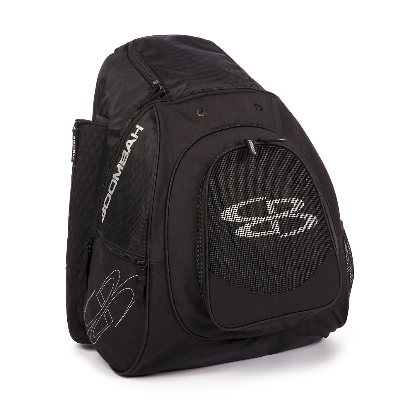 Boombah隊Bat Pack – 9カラーオプション B07BHWMYJS ブラック ブラック