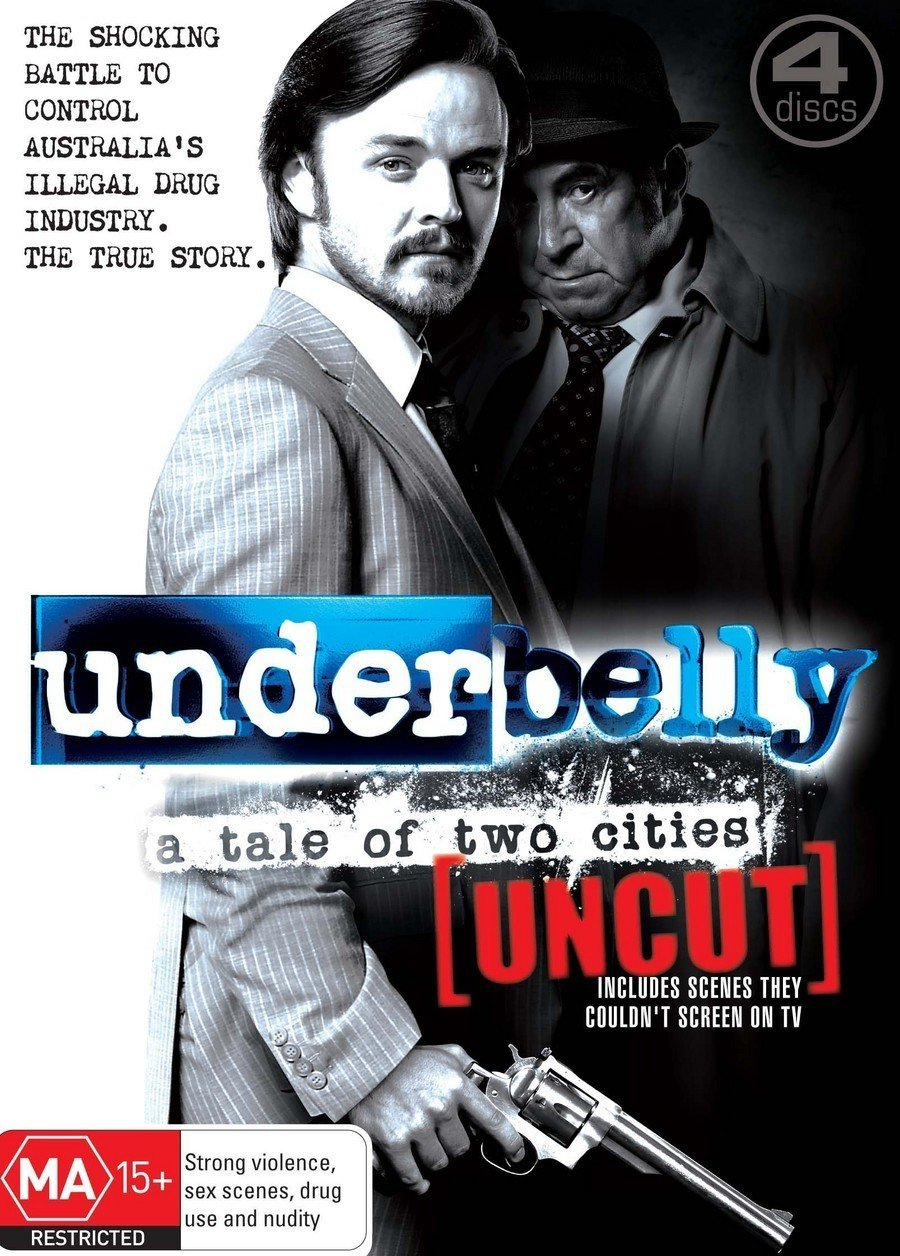 Underbelly A Tale of Two Cities: Shawn Seet, Tony Tilse, Grant Brown