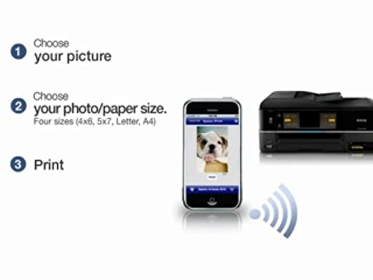 Amazon.com: Epson Stylus NX625 Wireless All-in-One Inyección ...