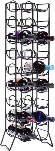 Oenophilia Scaffovino 18 Bottle Floor Wine Rack
