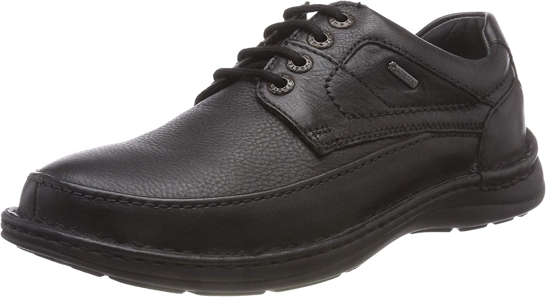 FRETZ men Livingstone, Zapatos de Cordones Derby para Hombre