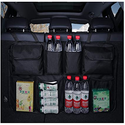 YOAI Organizador de maletero para coche, impermeable, paño ...