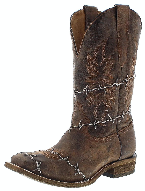 Corral Stiefel Herren Cowboy Stiefel A3532 Braun Lederstiefel