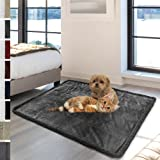 Premium Plush Sherpa Pet Blanket by PetAmi For Cats, Small Dogs, Puppies, Kittens - 30x40 Inches | Reversible, Soft, Warm, Lightweight Microfiber Throw