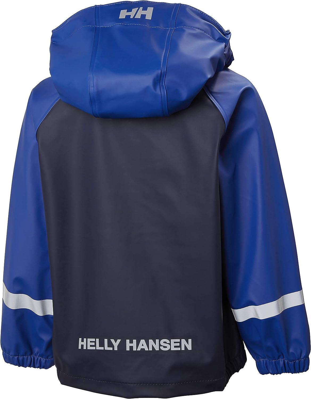Helly Hansen K Bergen PU Juego de Lluvia para ni/ños