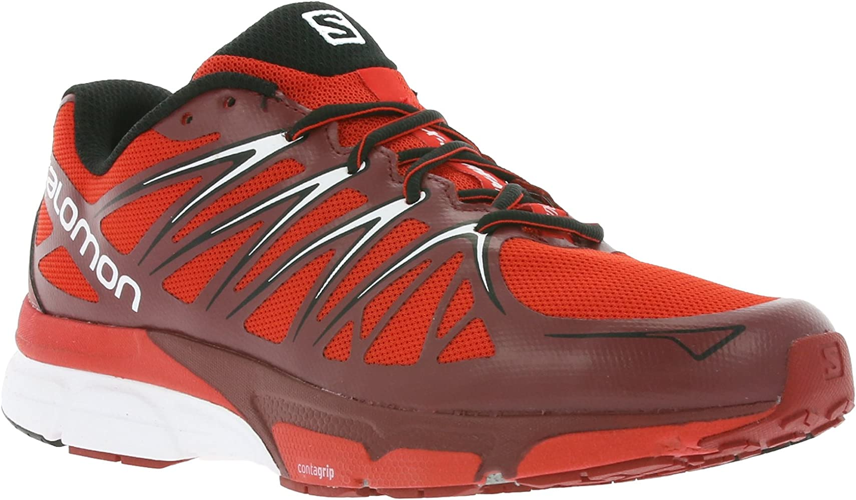 Salomon L37918800, Zapatillas de Trail Running para Hombre, Rojo (Radiant Red/BriqueX/Black), 40 EU: Amazon.es: Zapatos y complementos