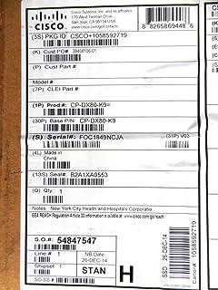 Amazon com : Cisco DX80 CP-DX80-K9= 23-inch 1080p