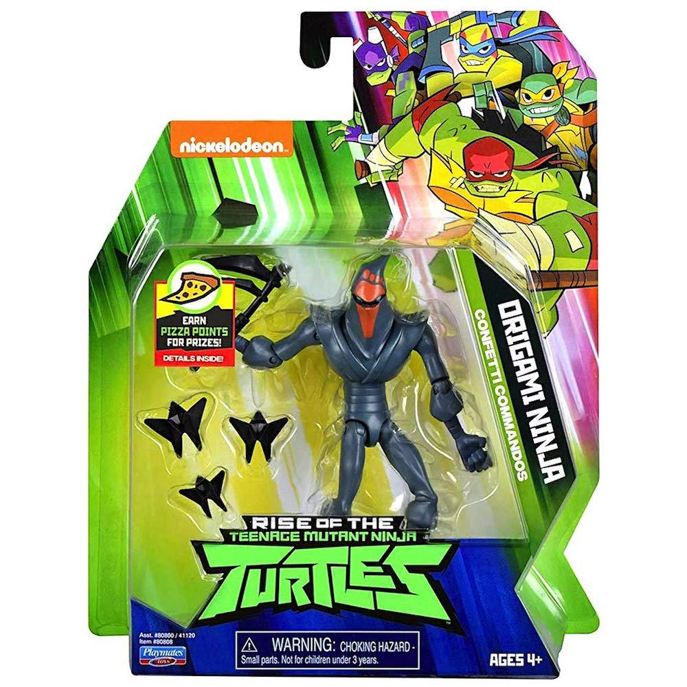 Amazon.com: Turtles Origami Ninja Confetti Commandos Action ...