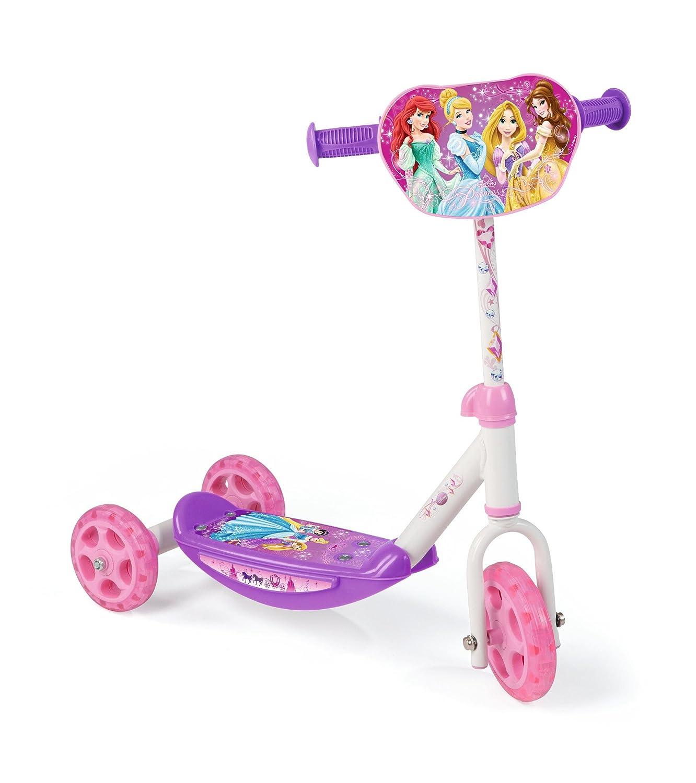 Disney Princesas Patinete 3 Ruedas Princesas (Smoby 450142 ...