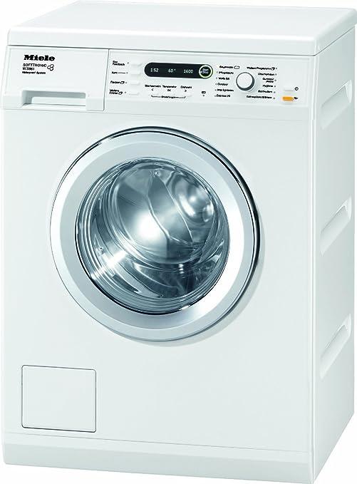 Miele W 5861 WPS - Lavadora (A + + +, 0.82 kWh, 52 L, 595 mm, 615 ...