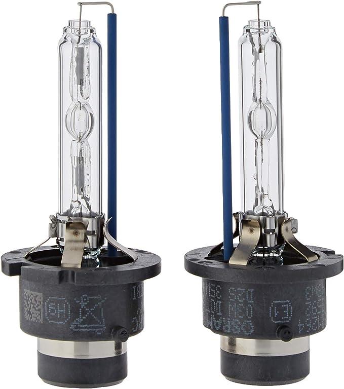 Osram Xenarc Cool Blue Intense D2s Hid Xenon Brenner Entladungslampe 66240cbi Hcb Duobox 2 Stück Auto