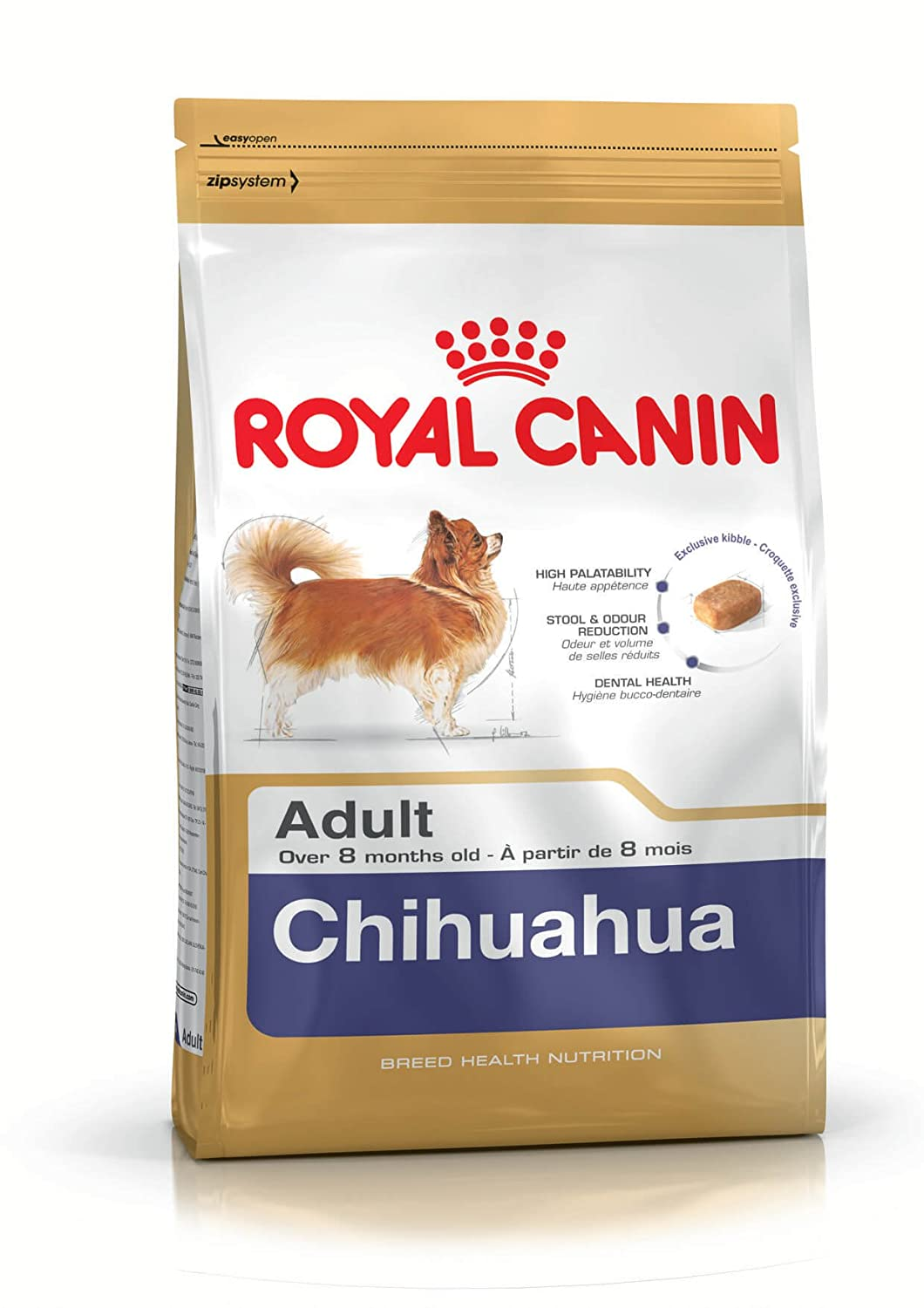 Royal Canin Breed Nutrition Chihuahua 28 - Croquettes 3 kg 02RCCH3