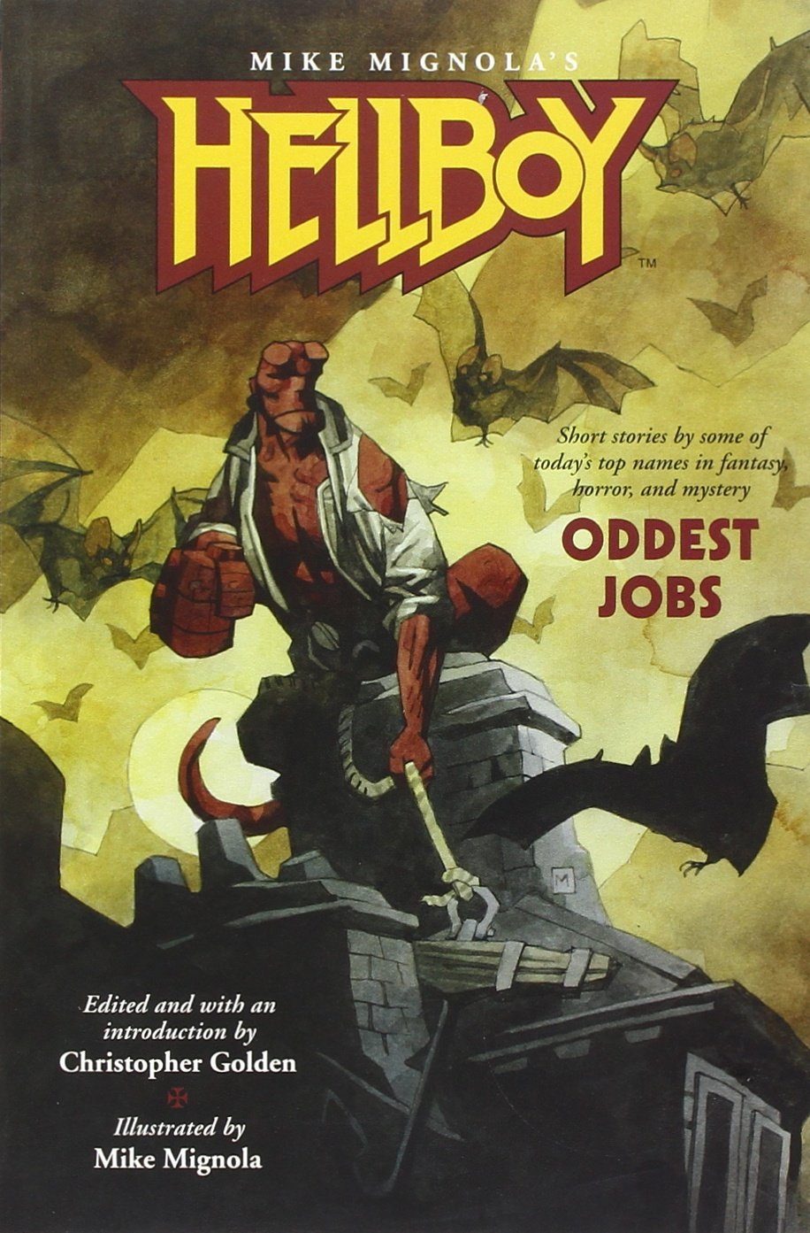 Hellboy: Oddest Jobs: Christopher Golden, Mike Mignola: 9781593079444:  Amazon.com: Books