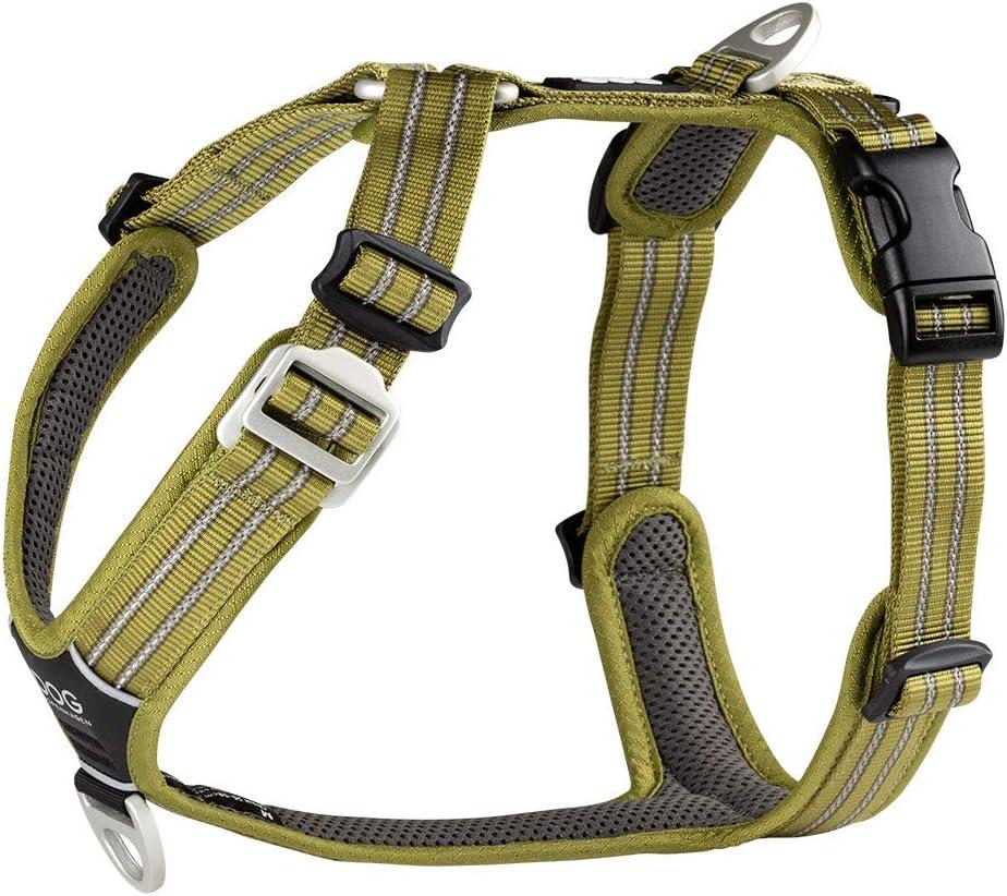 DOG Copenhagen Comfort Walk Air Harness Hunting Green WH-HG Talla ...
