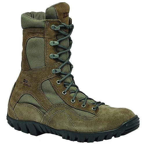 af99d0b4b276 Belleville 693 Waterproof Assault Flight Boot Flight  Amazon.co.uk  Shoes    Bags