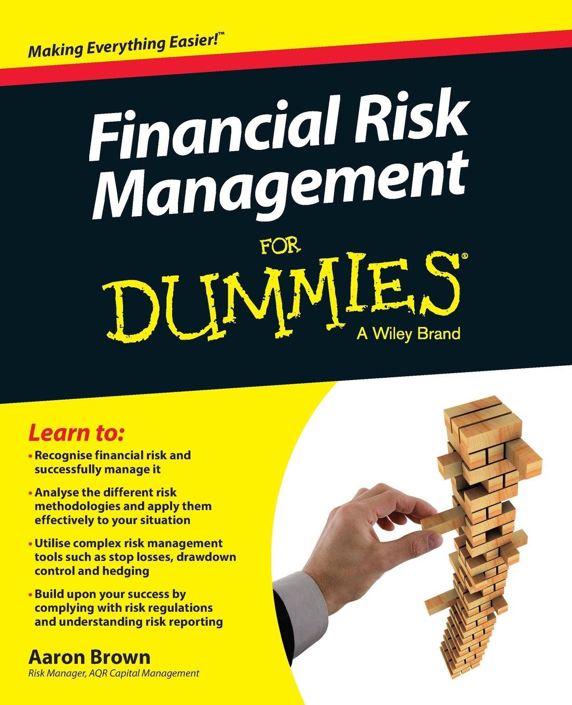 Financial Management: Enterprise Financial Risk: Amazon.com