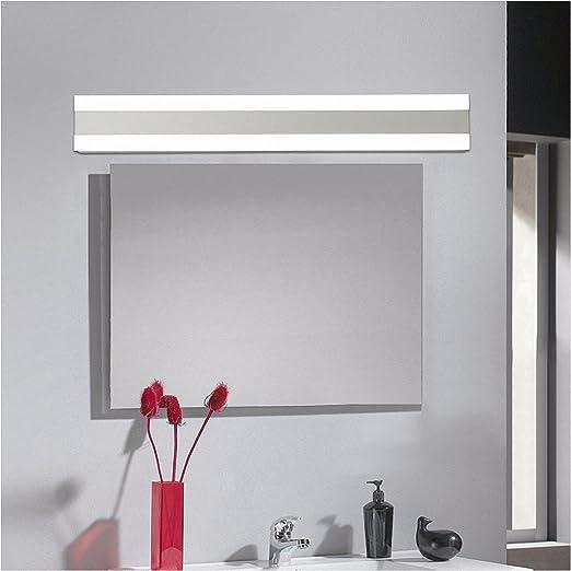 Luci Per Lo Specchio Del Bagno.Specchio Del Bagno Lampade Led Lisafeng Prima Lo Specchio Lampada