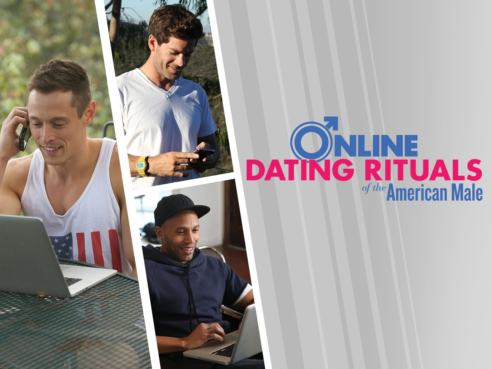 Online hookup rituals of american male cast