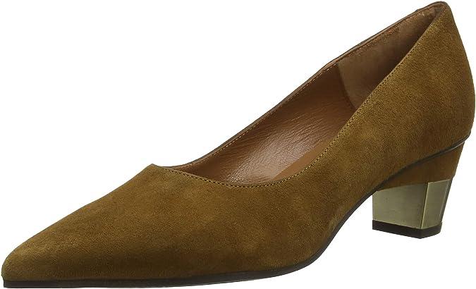 PEDRO MIRALLES 24655, Zapatos de tacón con Punta Cerrada para Mujer