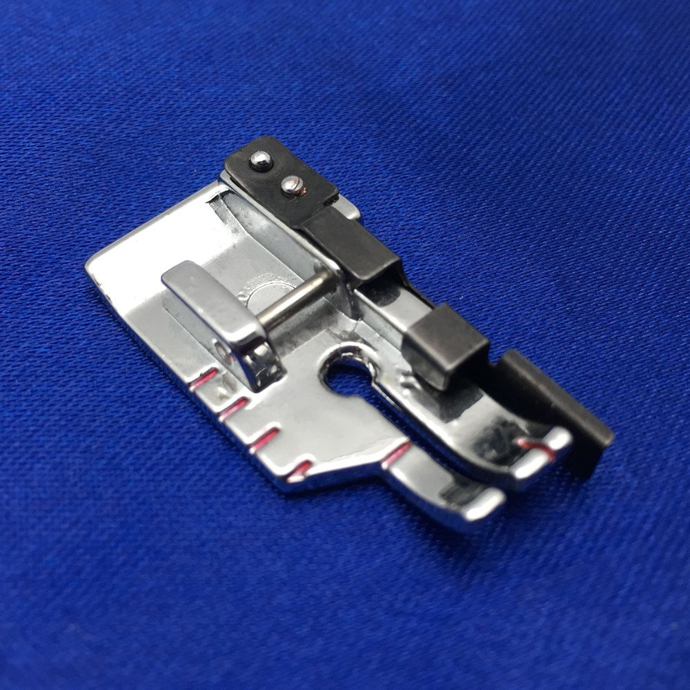 YEQIN Snap-on 1/4 Inch Foot Quilting Patckwork W/Spring Guide For Singer, Brother