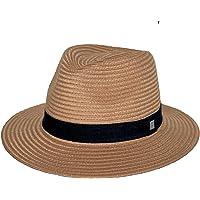 Evoke by Rigon Reef Panamate Unisex Fedora - UPF 50+, Travel Friendly, Comfy Fit, Customisable, EV080
