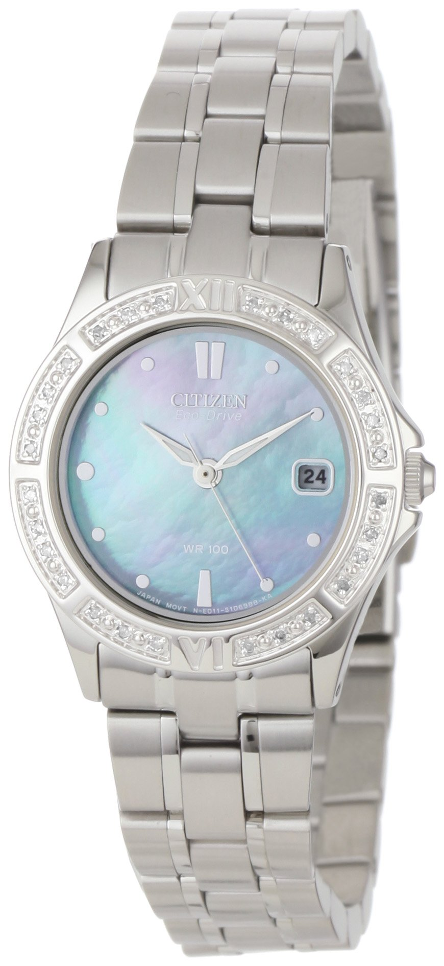 Citizen Women's EW1710-56Y Elektra Eco Drive Watch