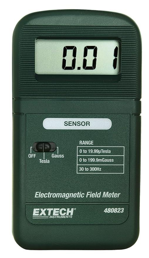 Amazon com: Extech 480836 EMF Strength Meter 3 5GHz RF: Home Improvement