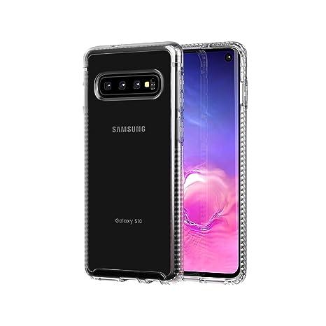 Amazon.com: Tech21 - Carcasa transparente para Samsung ...